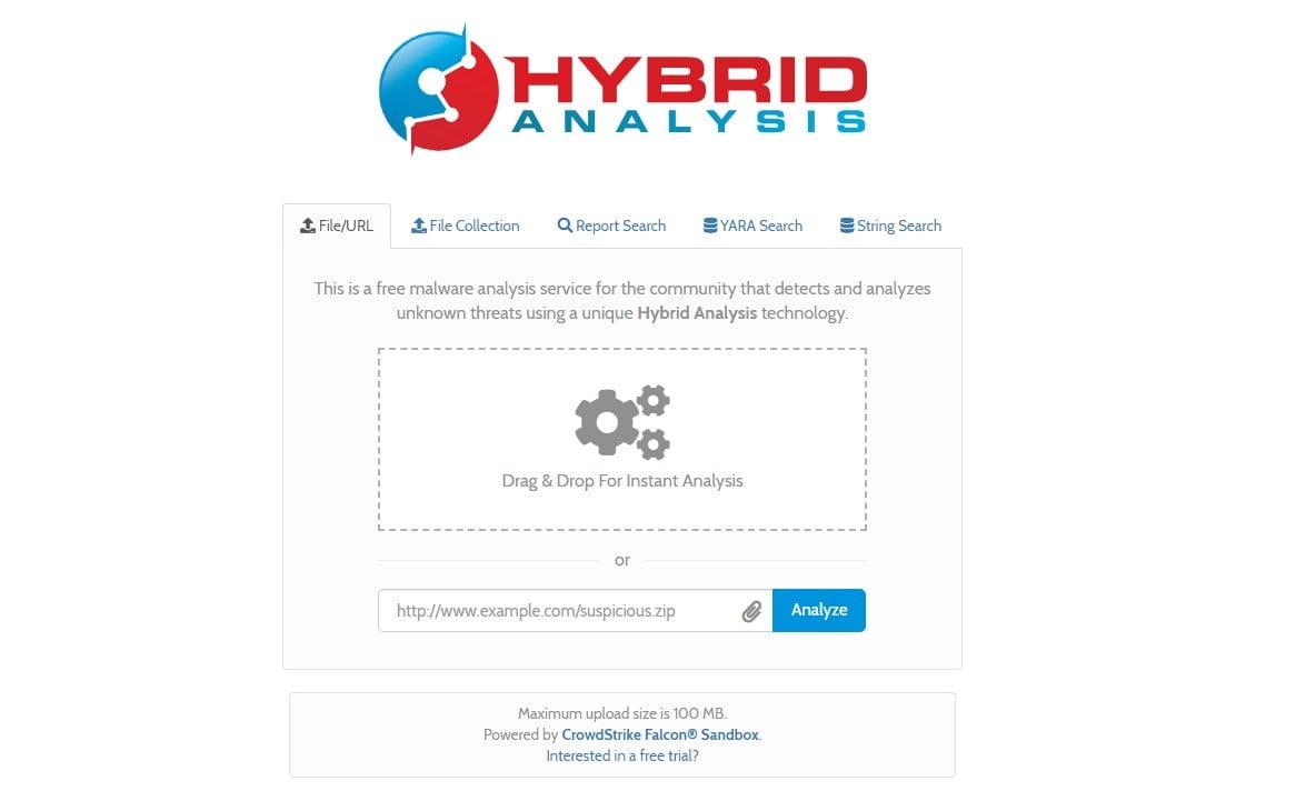 2020'nin En İyi 9 Ücretsiz Online Dosya ve URL Virüs Tarayıcısı 8 | Kemal Acar Freelance Tasarımcı