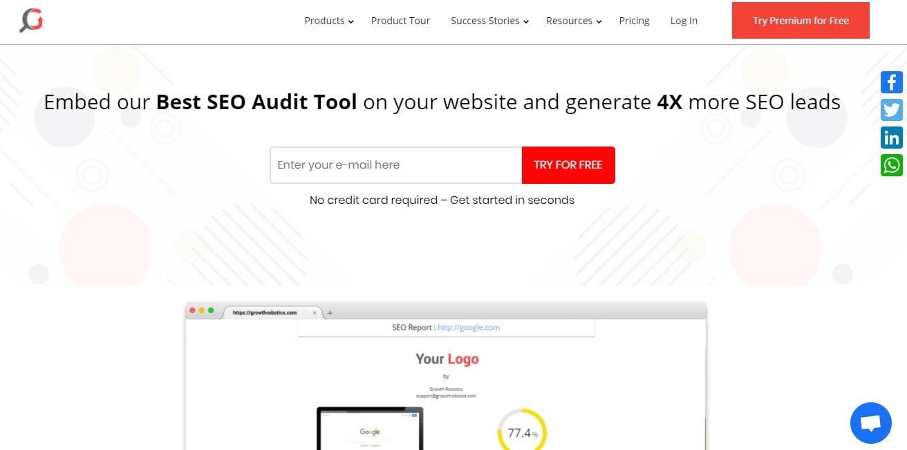 10 En İyi SEO Analiz Raporları ve Web Sitesi Denetim Aracı 9 | Kemal Acar