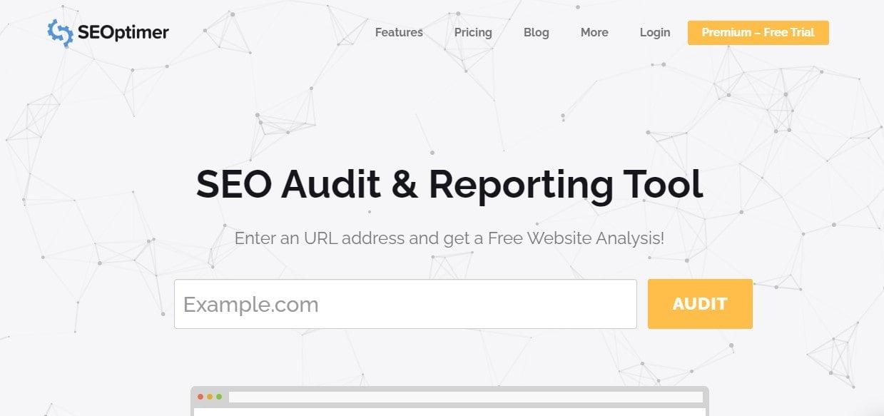 10 En İyi SEO Analiz Raporları ve Web Sitesi Denetim Aracı 6 | Kemal Acar